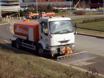 Čištění silnic